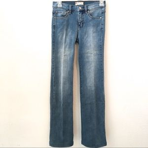 Free People Boot Cut Jeans Size 24